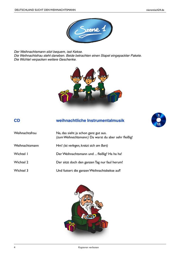 deutschland sucht den weihnachtsmann sorglospake inkl cd rom. Black Bedroom Furniture Sets. Home Design Ideas