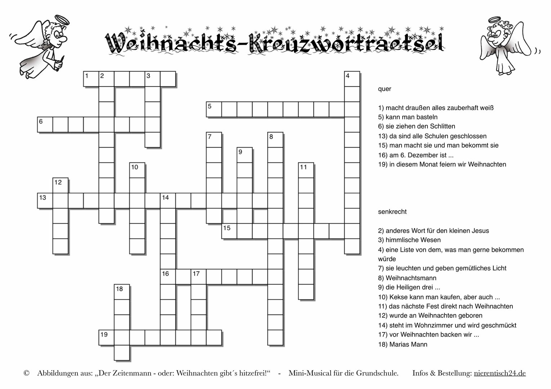 Kreuzworträtsel Lösungen Kostenlos Deutsch