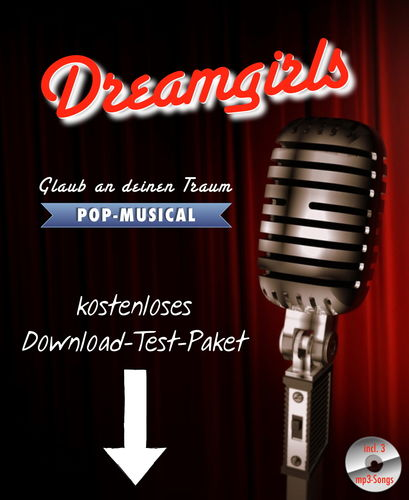 Dreamgirls-Testpaket
