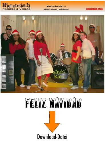 Feliz Navidad - Download-Song