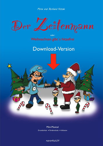 Der Zeitenmann - DOWNLOADVERSION